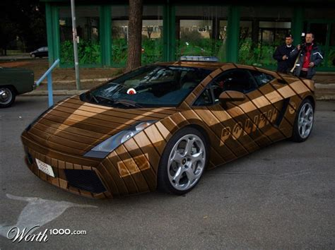 car  wood car models