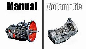 The Manual Transmission Is Going Extinct  U2013 Is Automatic