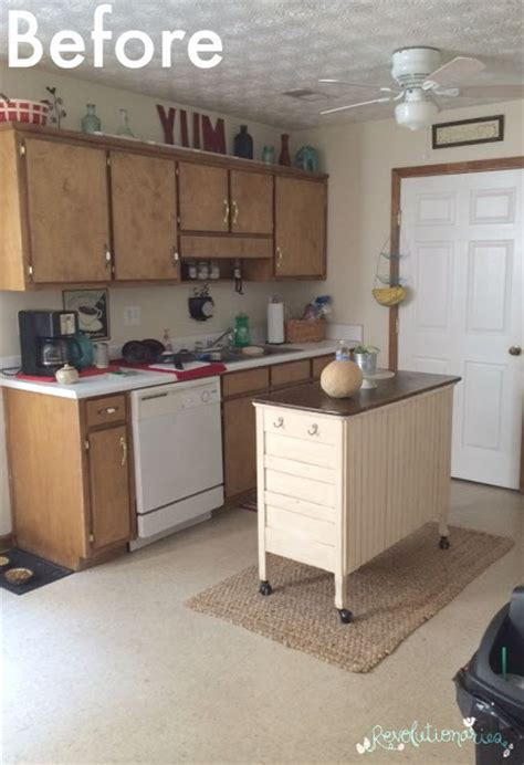 glazed kitchen cabinets diy coffee bar and dining room makeover revolutionaries 1245
