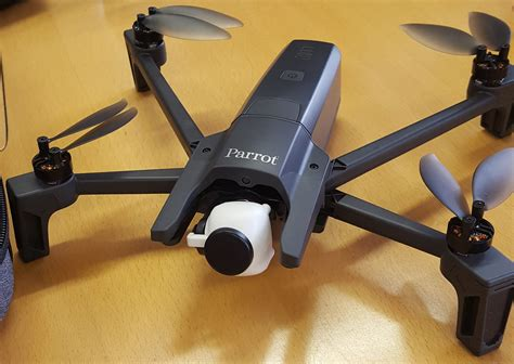 exclusive parrot explain anafis lack  obstacle avoidance dronelife