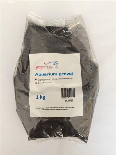 Ghiaia Acquario - ghiaia per acquario ideale per ricreare nel vostro