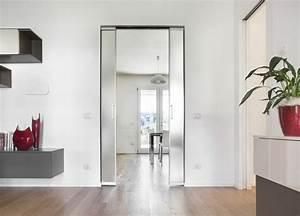 Porte A Galandage Double : ch ssis syntesis luce extension pour double porte ~ Premium-room.com Idées de Décoration