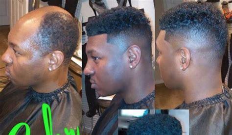 stylists  barbers  installing man weaves  men