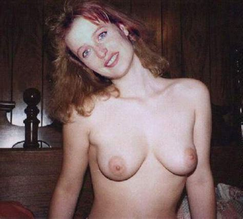 Gillian Anderson Nude And Sexy Complete Collection The Fappening