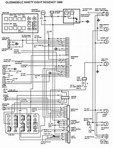 1956 Oldsmobile 88 Wiring Diagram