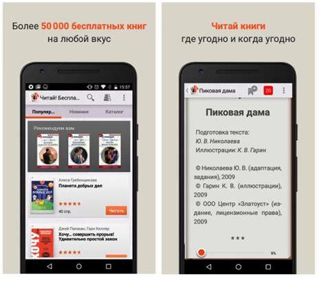 Программа в айфоне для чтения книг