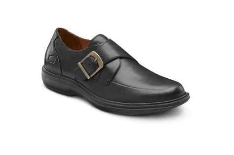Dr. Comfort Leader Men's Dress Shoe
