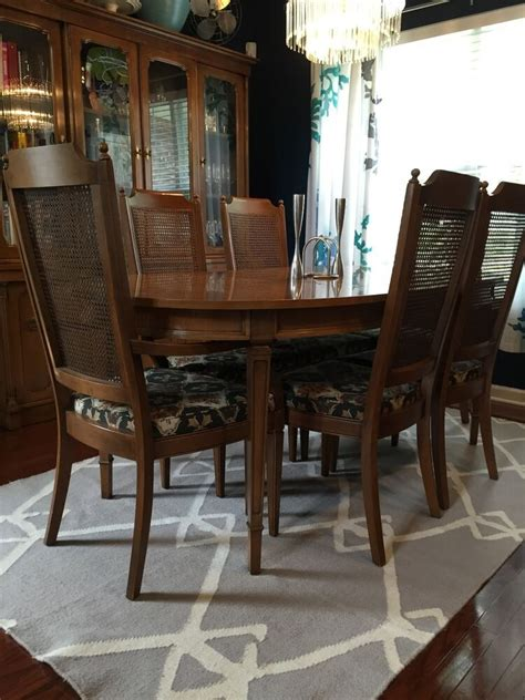 beautiful antique century furniture dining room table