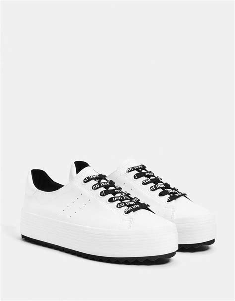 sneakers wit p 1983 finish an along with a pair of platform sneakers