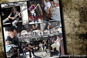 Beneath The Lies Launches Album Online | Ambergris Today ...