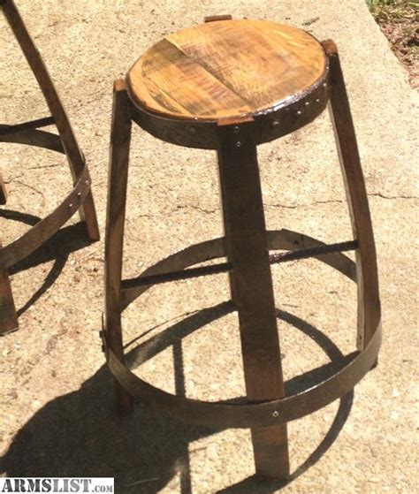 armslist for sale whiskey barrel furniture