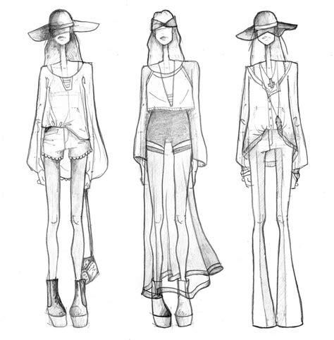 fashion sketch template fashion illustration annaszymanska1324161