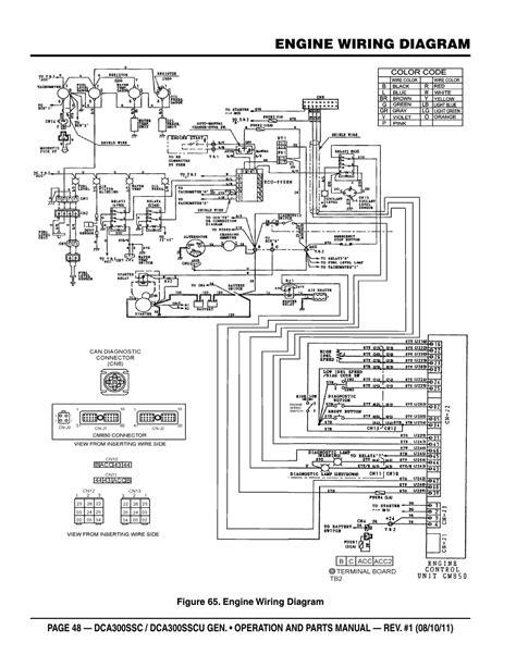 Engine Wiring Diagram Multiquip Whisperwatt Series