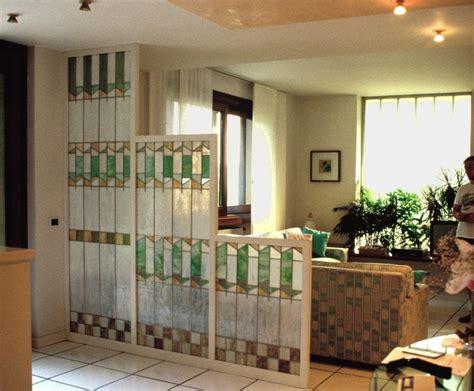 Parete Ingresso - parete divisoria ingresso studio pizzol