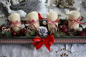 Decoration De Table A Fabriquer Pour Noel Visuel 1