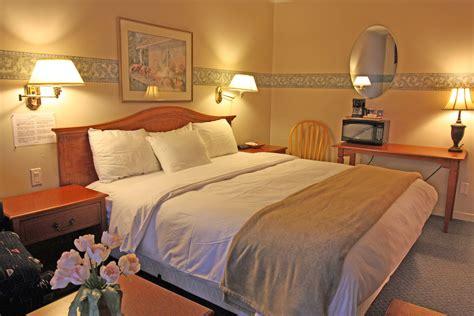 chambre de motel chambre avec lit king size