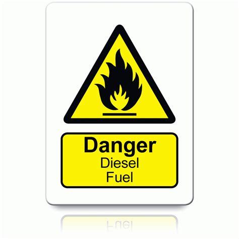 Safety Labels by Buy Danger Diesel Fuel Labels Danger Warning Stickers