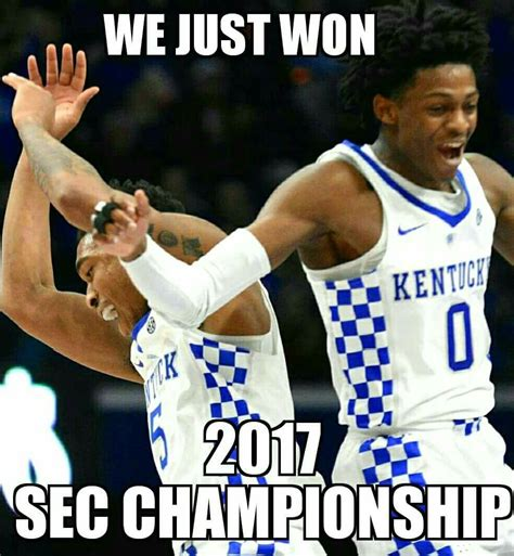 Bringing home that trophy baby!!😸🏆🏀💙 #SecChampionship # ...