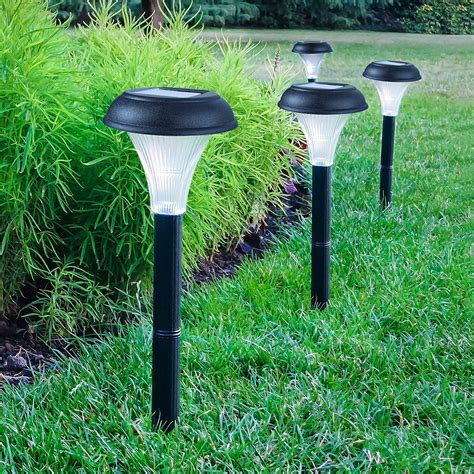 Backyard Solar Lights by 5 Best Solar Led Garden Landscape Lights 2019 Reviews