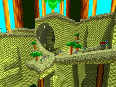 sonic  mushroom hill zone counter strike  maps