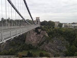 Visiting The Clifton Suspension Bridge In Bristol