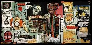 Reproduction Tableau Sur Toile : reproduction de basquiat notary original ~ Teatrodelosmanantiales.com Idées de Décoration