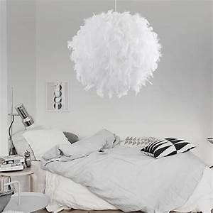 Lustre Plume Pas Cher : lustre a plume design en image ~ Teatrodelosmanantiales.com Idées de Décoration