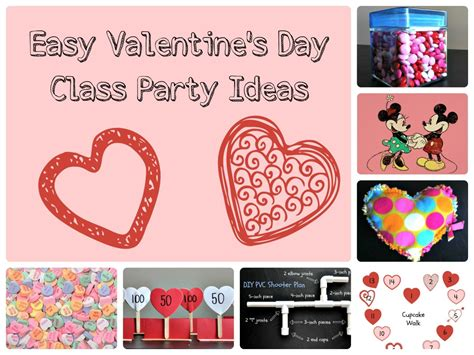 Easy Valentine's Day Class Party Ideas - Today's Mama