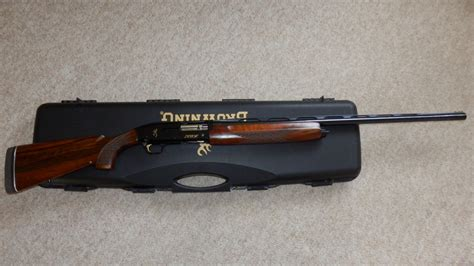 Browning, Fusion Gold, 12 Gauge, Semi-automatic, Right