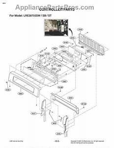 Lg 6871w1n011a Pwb Pcb  Assembly Sub