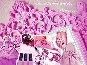 Pink Princess Wallpaper by mllebarbie03 on DeviantArt