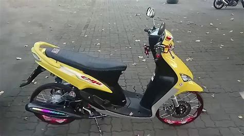 Modifikasi Mio Thailook by Modifikasi Mio Thailook