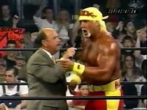 WCW 2000 - Hulk Hogan Buries Pretapes, Writers, and Young ...
