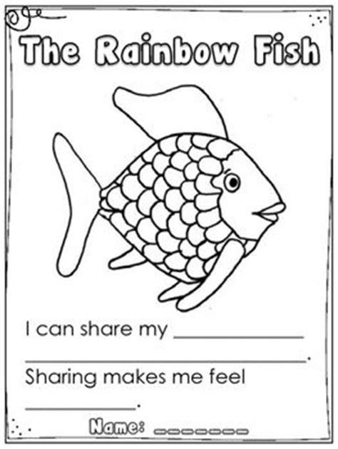 best 25 rainbow fish activities ideas on fish