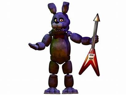 Fnaf Transparent Bonnie C4d Render Deviantart Clipart