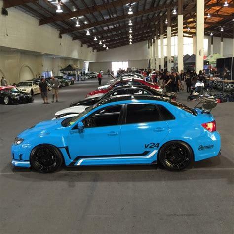 subaru wrx custom blue 2011 subaru wrx sti