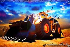 Scoop maquinarias mineras pesadas