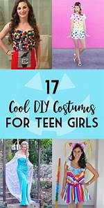 17, Cool, Diy, Costumes, For, Teen, Girls