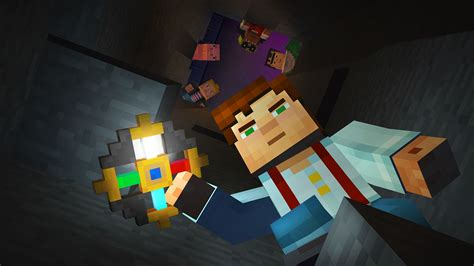 Minecraft Story Mode  The Complete Adventure Review