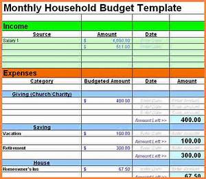 personnel budget template - 9 sample personal budget spreadsheet excel spreadsheets