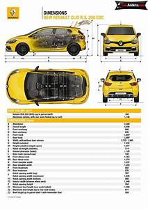 Renault Clio Dimensions : 2013 renault clio rs price wallpaper video ~ Nature-et-papiers.com Idées de Décoration