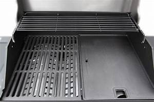 Barbecue Gaz Grill Et Plancha : barbecue gaz 3 1 avec grille et plancha acoma ~ Preciouscoupons.com Idées de Décoration