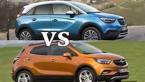 Opel Crossland 2018 : 2018 opel crossland x vs 2017 opel mokka x youtube ~ Medecine-chirurgie-esthetiques.com Avis de Voitures