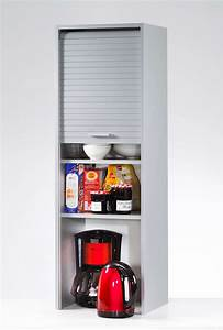 Meuble Rideau Cuisine Ikea : meuble de cuisine avec volet roulant meuble de salon contemporain ~ Melissatoandfro.com Idées de Décoration