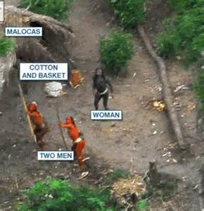 Amazon Rainforest Uncontacted Tribes