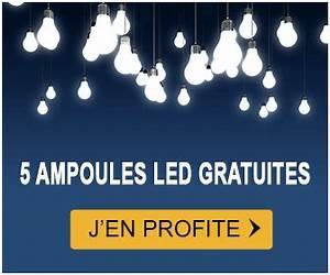 Ampoules Gratuites Edf : mes ampoules gratuites avis arnaque ou bon plan ~ Melissatoandfro.com Idées de Décoration