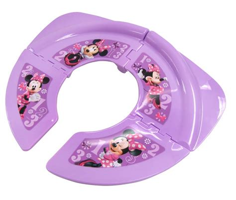 siege toilette minnie mouse folding potty seat potty concepts