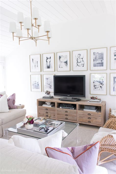tv decorating my fall home tour fresh ideas for fall driven by decor