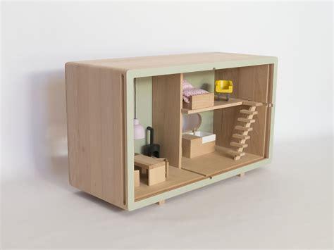 maison en bois jouet jouet bois eco maison de poup 233 e design meubl 233 e