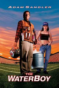 the waterboy now available on demand